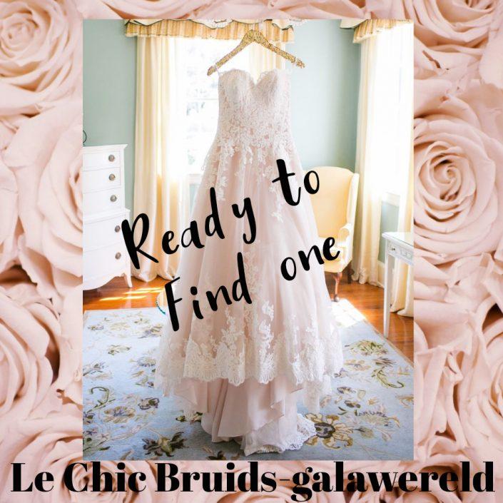Nieuwe Collectie bruidsjurken 2019-2020