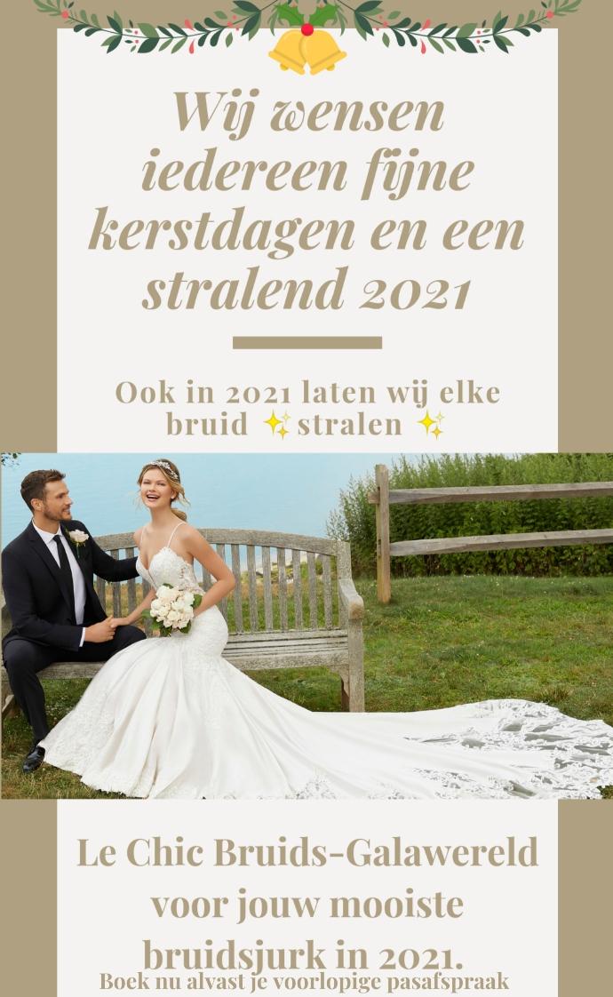 Bruidswinkel Le Chic bruids-galawereld Noord-Holland